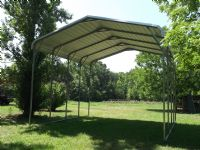 Bent Bow carport Item # 51
