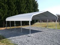 Bent Bow carport Item #15