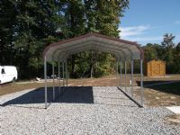 Bent Bow Carport Item #16